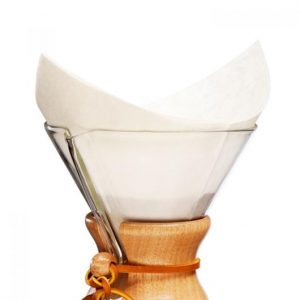 Rethink Chemex Coffee Filters - 6 cup