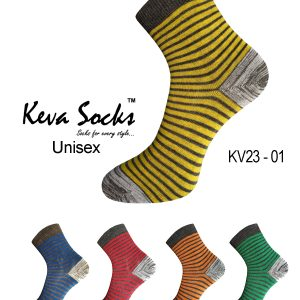 kv23 Stripes Gents Socks