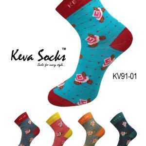 Rose Keva Socks
