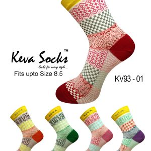 kv93 designer Keva Socks