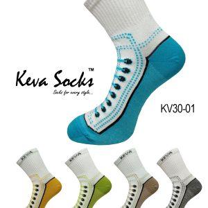 kv30 shoe lace socks